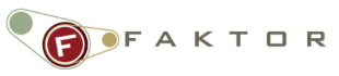 Faktor logo